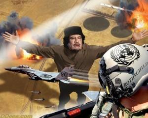 Kadhafi résiste