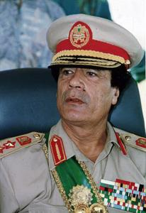 """Mouammar Al Kadhafi est le véritable dirigeant de la Libye""."