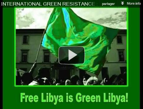 Vidéo : Résistance Verte Internationale : nous n'abandonnerons jamais!