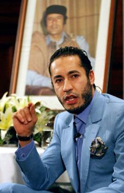 saadi Al-Kadhafi