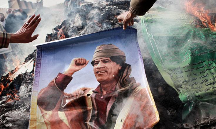 Hannibal Kadhafi: «J'ai été arrêté car j'étais le fils de Mouammar Kadhafi»