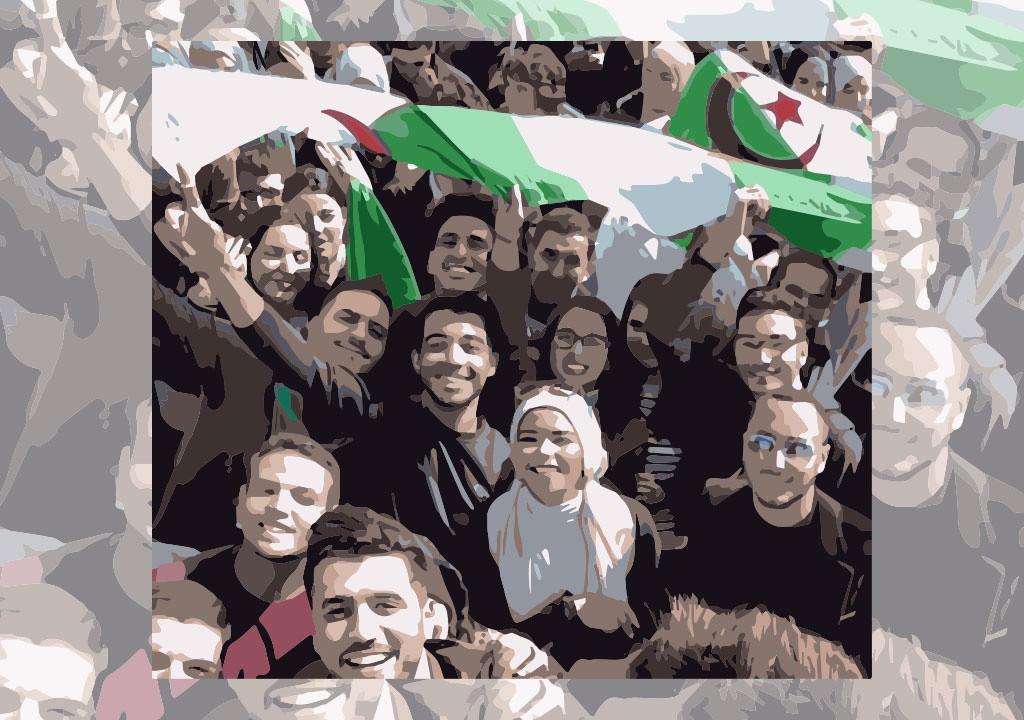 Une plateforme pour le changement en Algérie (document)