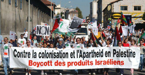La Cour européenne soutient le droit de boycotter Israël