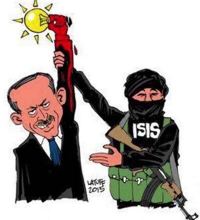 ʽLa Turquie est l'un des principaux soutiens du terrorisme dans la région' (ministre syrien)