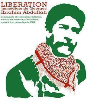 Libération de georges Ibrahim Abdallah